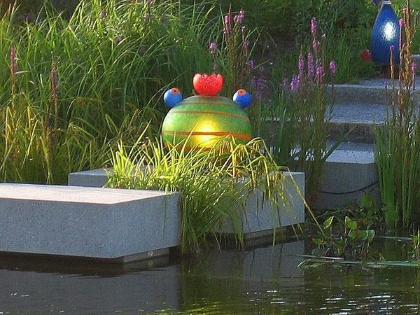 Kunsthaus frenzel bild frosch goeppingen