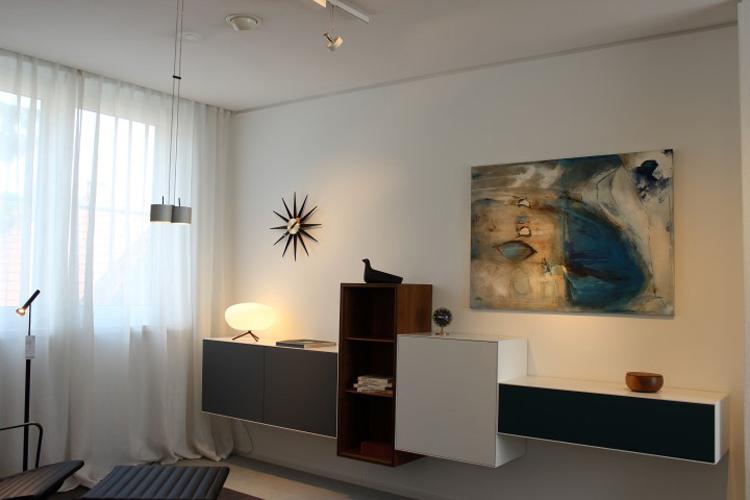 Kunsthaus frenzel kunstausstellung bild muster goeppingen